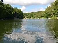 Lančovská zátoka 50m od chaty