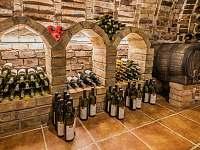 Vinoza - vinný sklep Hovorany