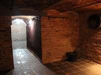 Podzemí - vinárna