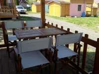 Veranda Chata Pálava C3 - Šakvice