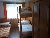 Chata Stříbrnka - chata ubytování Lančov - 5