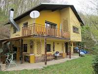 Chata ubytování v Luhačovicích