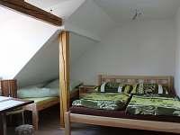 Apartmám č.1 kapacita 3 osob