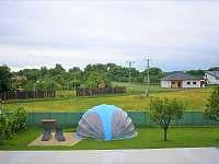 Bazén - chata ubytování Nový Přerov