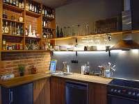 Přízemí - kuchyňská linka