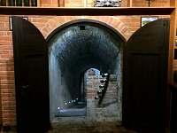 Vchod do sklepa