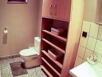 Velký apartmán - koupelna s WC