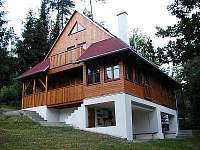 Chata k pronájmu - Vranovská přehrada - Chmelnice Jižní Morava