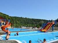 Vranovská přehrada - Chmelnice - chata k pronájmu - 16