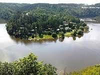Vranovská přehrada - Chmelnice - chata k pronájmu - 13