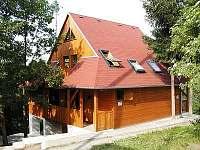chata U Tří smrčků - ubytování Vranovská přehrada - Chmelnice