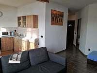 celkový pohled - apartmán k pronájmu Strachotín