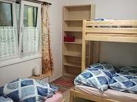 ložnice - apartmán k pronajmutí Strachotín