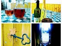 součástí pobytového balíčku je i degustace v rodinném vinařství - Strachotín