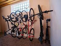 Bike chalupa - kola - k pronájmu Zaječí