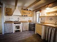 Kuchyň - Morkůvky