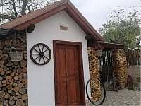 Kouzelná chaloupka - chalupa ubytování Dyjákovice - 9