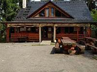 Chata ubytování v Ruprechtově