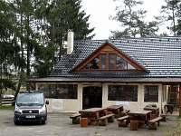Chata POMERANCH u rybníku - Ruprechtov