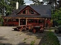 Chata POMERANCH u rybníku - pronájem Ruprechtov