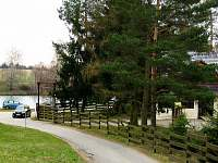 Chata POMERANCH u rybníku - k pronajmutí Ruprechtov