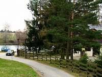 Chata POMERANCH u rybníku