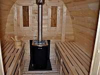 Sauna - chata ubytování Ruprechtov