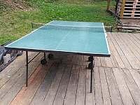 Stolní tenis - Ruprechtov