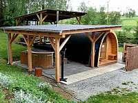 Wellnes - chata ubytování Ruprechtov