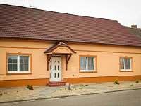 Ubytování Jižní slunce Hrabětice - rekreační dům k pronájmu