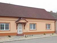 Ubytování Jižní slunce Hrabětice - rekreační dům k pronajmutí