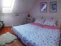Apartmán 1 - ložnice 1 - k pronajmutí Pavlov