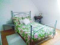 Apartmán 1 - ložnice 2 - ubytování Pavlov