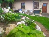 Zahrada 1 - apartmán ubytování Pavlov