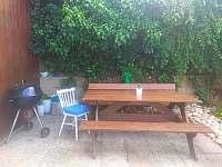 Zahrada 3 - apartmán k pronajmutí Pavlov