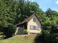 Chata k pronajmutí - okolí Těchova