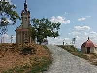 Bzenecká kaplička - Kostelec u Kyjova