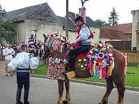 Jízda králů Vlčnov - Kostelec u Kyjova