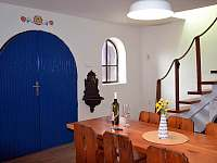 Lisovna s posezením - chata k pronajmutí Kostelec u Kyjova