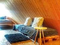 Přistýlka v podkroví - chata k pronajmutí Kostelec u Kyjova