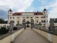 Zámek Milotice - Kostelec u Kyjova