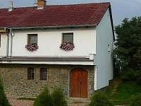Apartmán na horách - okolí Prušánek