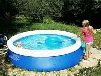 3m kruhový bazén s výkonnou filtrací