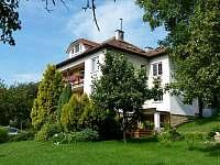 ubytování na Zlínsku Apartmán na horách - Luhačovice - Podhradí