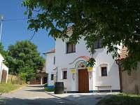 Chata ubytování v Mutěnicích