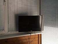 TELEVIZE ( 80 CM ) DOLE - chata k pronájmu Plumlov