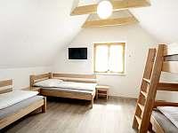 Apartmán č. 2 - ubytování Kozojídky