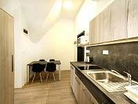 Apartmán č. 3, kuchyňka - Kozojídky