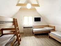 Apartmán č. 4, pokoj 4B - Kozojídky