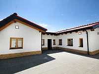 Penzion Kozojídky - pohled z terasy -